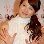 松浦亜弥のダウン症の噂はなぜ?橘慶太との子供の写真が?名前と年齢は?現在は病気で劣化?